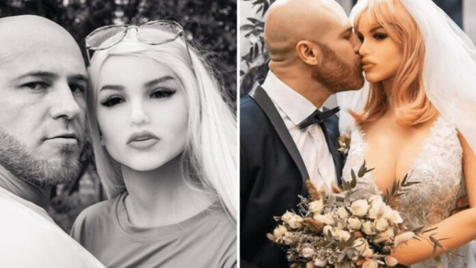 Bodybuilder Who Fell In Love With a Doll Marries Her | She Has A